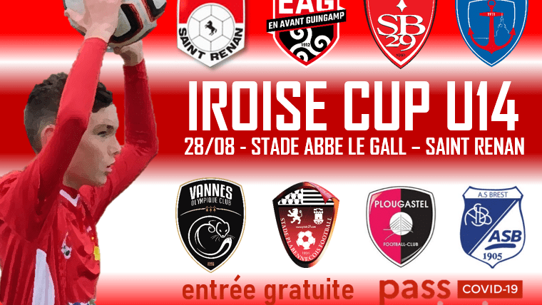 Resultats Iroise Cup 2021