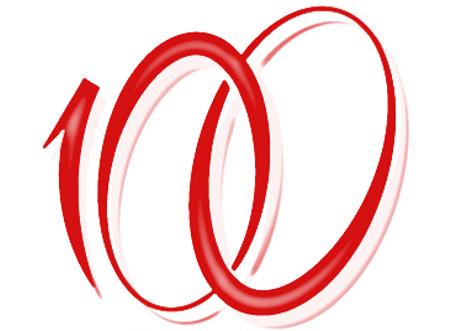 100 ans d'histoire !